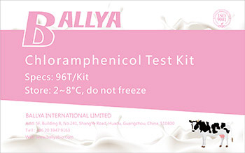 Chloramphenicol-Test-Kit