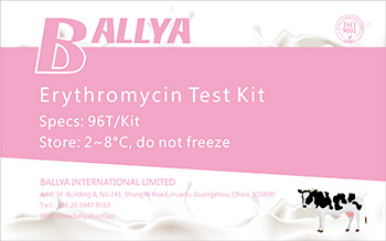 Erythromycin-Test-Kit