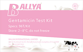 Gentamicin-Test-Kit
