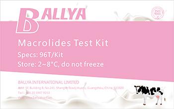 Macrolides-Test-Kit