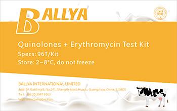 Quinolones-Erythromycin-Test-Kit