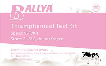 Thiamphenicol-Test-Kit