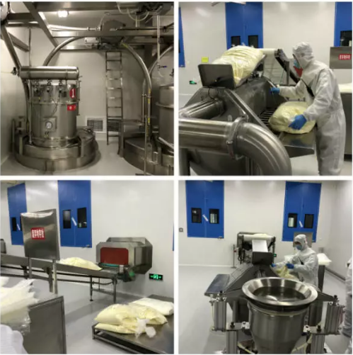 milk powder produce equipment