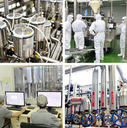 milk powder equipment