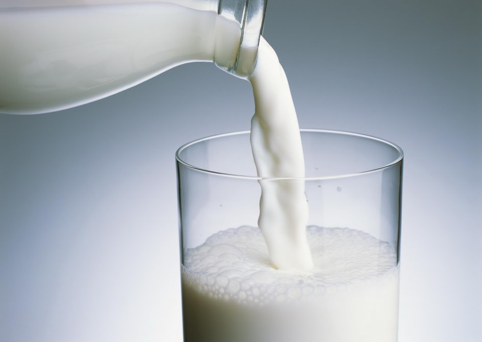Types of milk