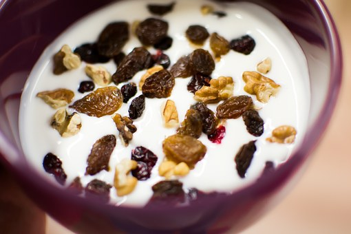 How much yogurt should we drink in a day?