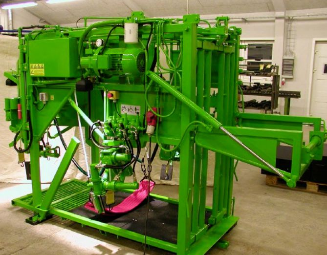 Importance of timely maintenance of ranch equipment