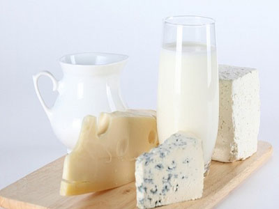 Why do you choose milk?