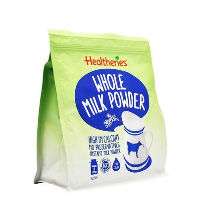 bag milk powder