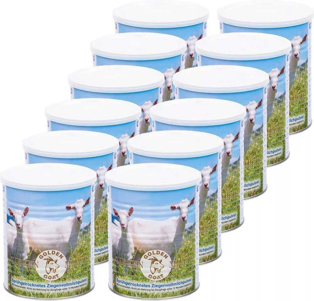 Golden Goat Golden Goat Milk Powder Goat Milk Powder