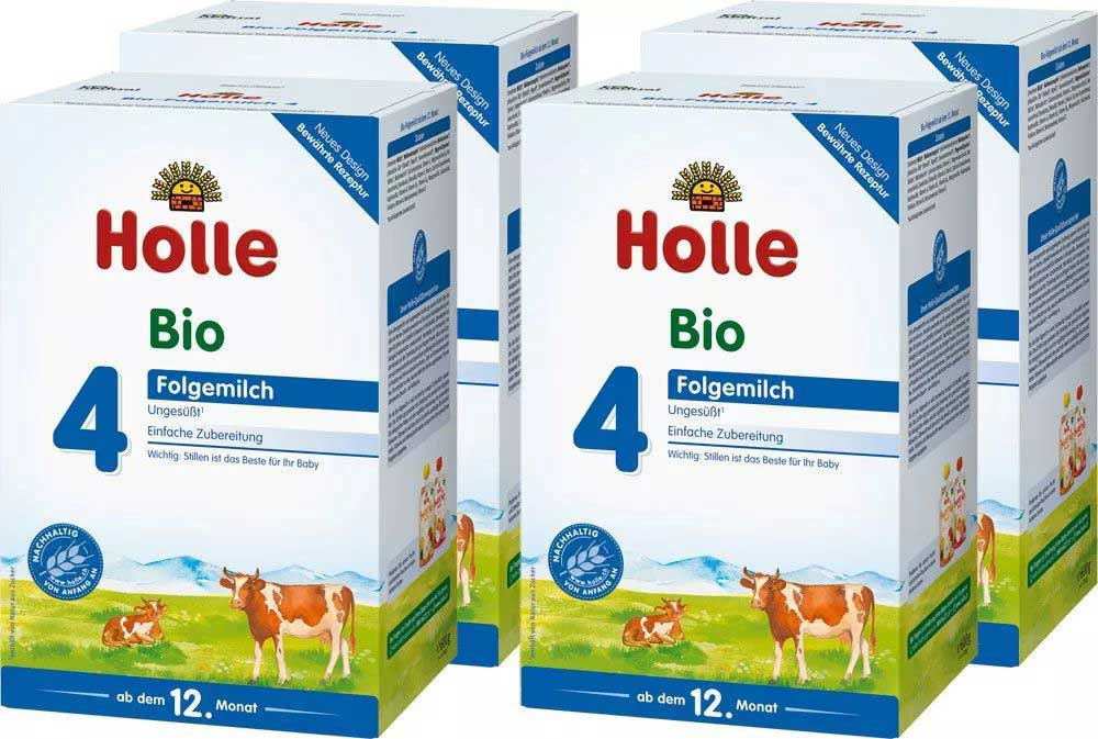 Holle Bio milk powder