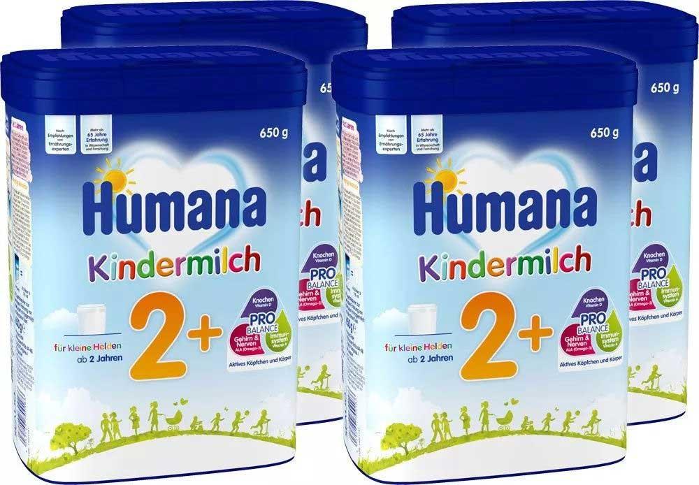 Humana formula