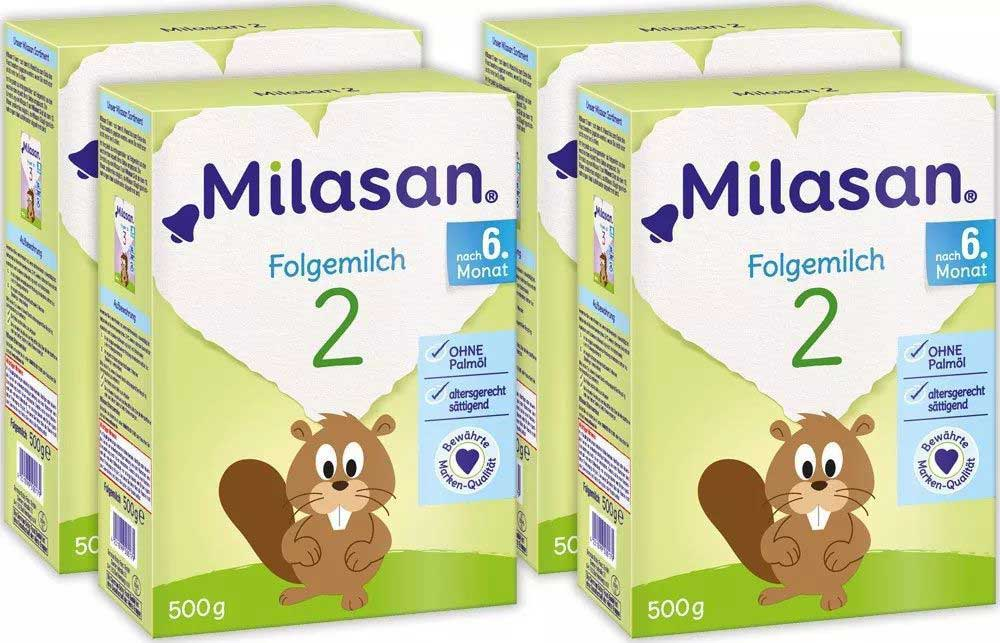 Milasan Baby Milk Powder