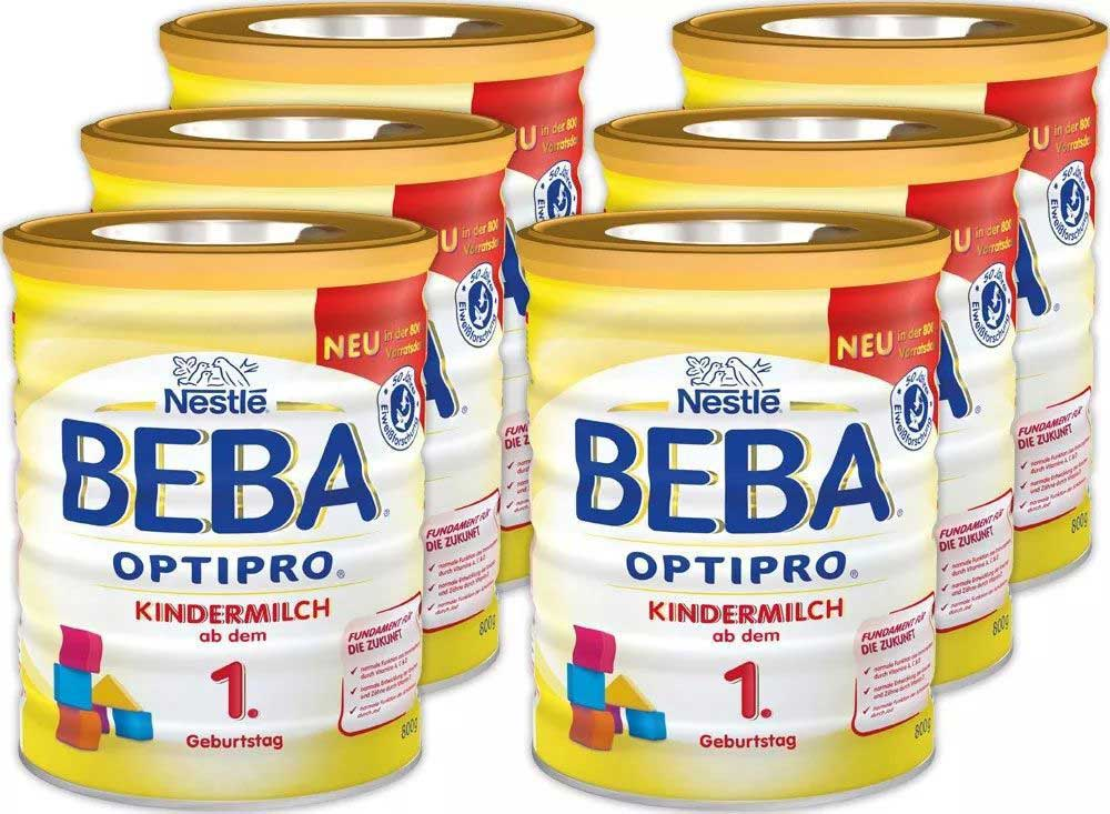 Nestlé BEBA Milk Powder