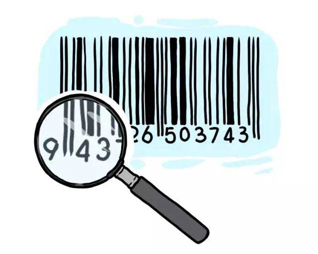 Identification barcode