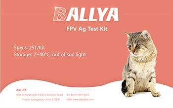 Cat fpv ag test kit