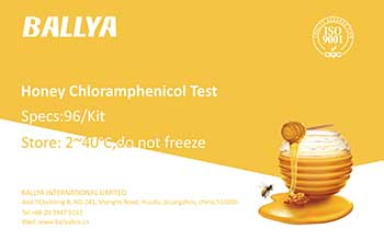 Chloramphenicol Test