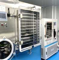 Vacuum-Freeze-Drier