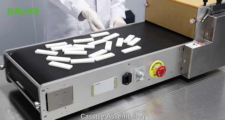 Cassette Case Processor
