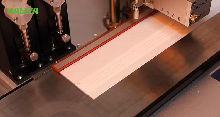 nitrocellulose membrane dispensing