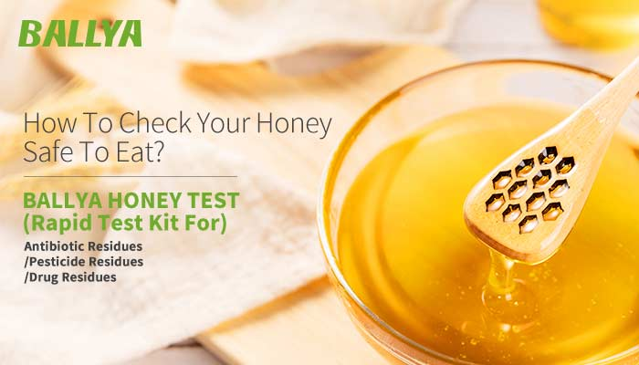 Ballya-honey-test