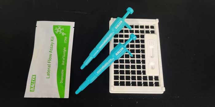BALLYA Coronavirus Test
