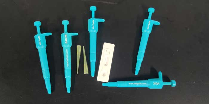 how to use pipette