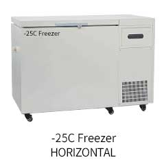 ultra-flow freezers