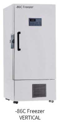 ultra flow temperature freezer
