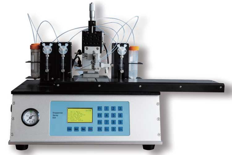 Rapid Test Dispenser