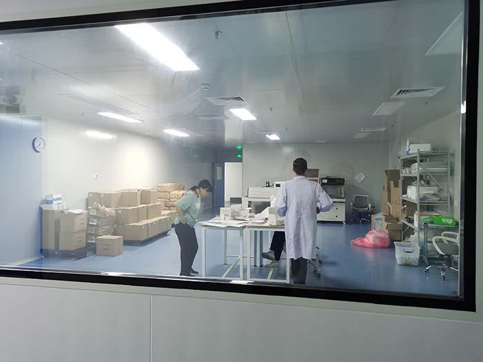 QC-laboratory